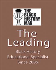 Black History Man - Robin Walker